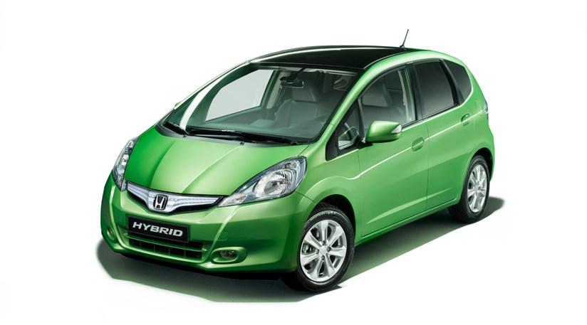 Honda Jazz второе поколение, Hybrid