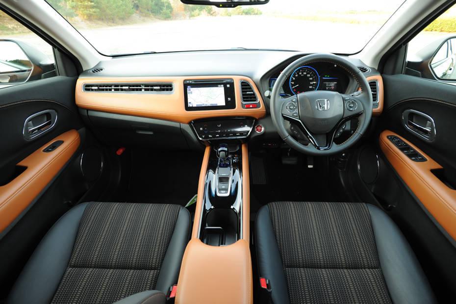 Honda Vezel (H-RV)