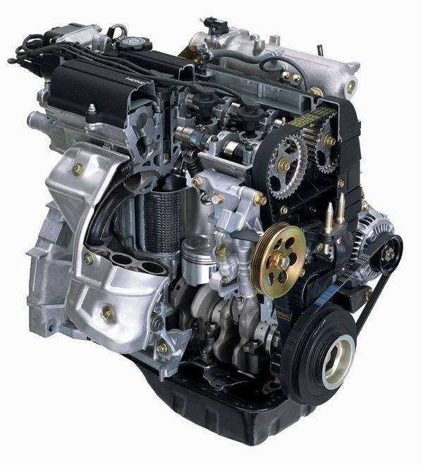 информация по двигателю в18 honda