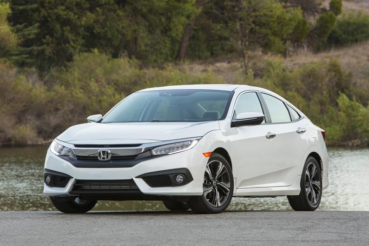 Honda Civic Sedan 2016 USA