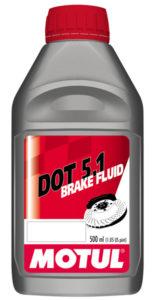 Тормозная жидкость DOT5.1