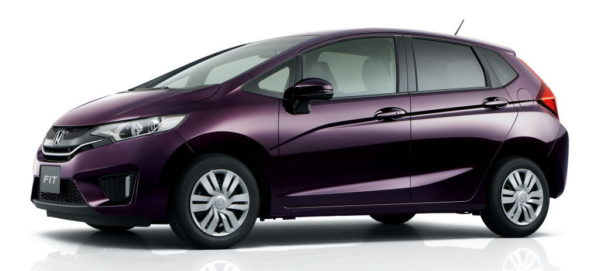 Honda Fit, Honda Jazz 3 поколения
