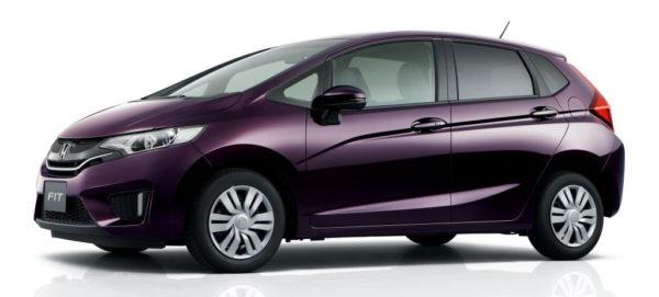 Honda Fit, Honda Jazz 3 поколения