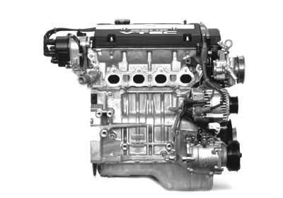 моторы для honda b серии