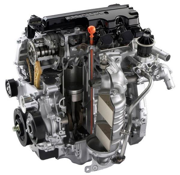 двигатели honda civic v